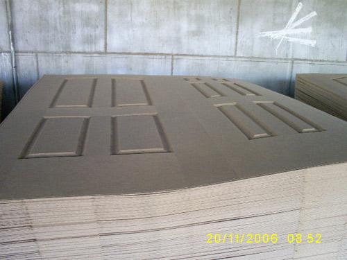 Moulded HDF