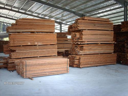 Meranti Lumber
